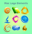 Miscellaneous logo elements