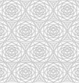 monochrome mosaic seamless texture vector image vector image