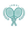 sports elements design vector image vector image