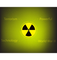 radioactive5 vector image vector image