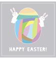 Happy Easter12 vector image vector image