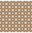 vector seamless ornate background vector image vector image