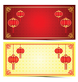 chinese template vector image vector image