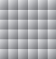 square white gray texture seamless background vector image vector image