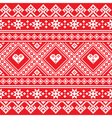 Traditional Ukrainian or Belarusian folk art white vector image vector image