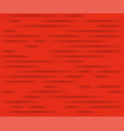 red seamless line background texture vector image vector image