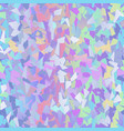 abstract confetti pattern vector image vector image