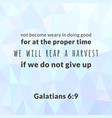 bible verse from galatians