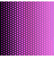 Abstract background with halftone effect vector image vector image