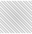 Abstract tech grey diagonal stripes background vector image vector image