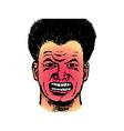 Cartoon character vector image vector image