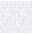 line art seashells abtract seamless pattern vector image