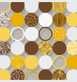 retro circles background use for covers banners vector image vector image