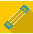 Expander icon flat style vector image vector image