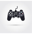 joystick game control vector image vector image
