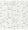 Polka dot Geometric monochrome abstract hipster vector image vector image