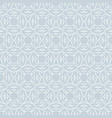 seamless floral pattern wallpaper in the style vector image vector image