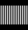 simple striped background vector image vector image