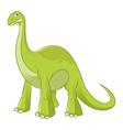 Diplodocus vector image