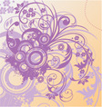 swirl 01 vector image