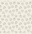 tshirt pattern - seamless texture vector image vector image