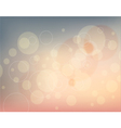 abstract background lens flares vector image vector image