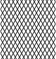 diagonal black and white square checkered vector image