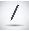 Liner pen icon vector image vector image