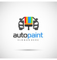 auto paint logo