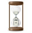 hourglass 03 vector image vector image