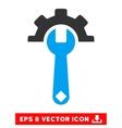 Service Tools Eps Icon vector image vector image