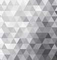Abstract triangle background patterns vector image vector image
