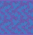 colorful abstract pink polka dot seamless pattern vector image vector image