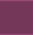 knit texture pink color seamless pattern fabric vector image vector image