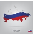 Russia vector image vector image