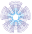 rosetta 5 vector image vector image