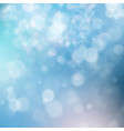 christmas abstract template light background with vector image vector image