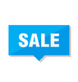 sale price tag vector image vector image