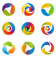 AbstractCircle vector image