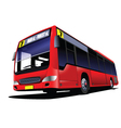 Double decker tours vector image vector image