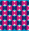 geometry abstract pattern swiss style modern vector image vector image