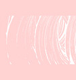 grunge texture distress pink rough trace vector image