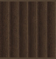 natural brown wood planks template eps 10 vector image