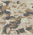 colorful camouflage pattern background seamless vector image vector image
