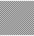 diagonal lines on white background abstract vector image vector image