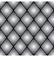 rhombus seamless pattern for background vector image
