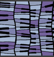 seamless piano pattern in violet tones vector image