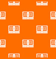 bundle of money pattern seamless vector image vector image