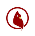 Cardinal-Logo-380x400 vector image vector image