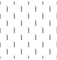 laboratory pipette pattern seamless vector image